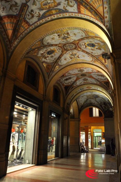 Archi di Piazza Cavour