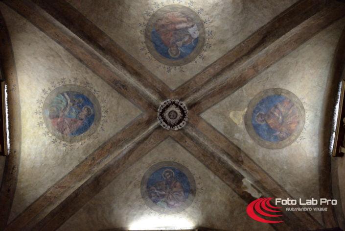 Archi a croce del Palazzo Re Enzo