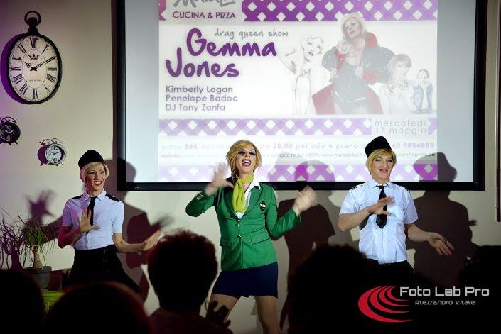 Gemma Jones Show… Drag Queen